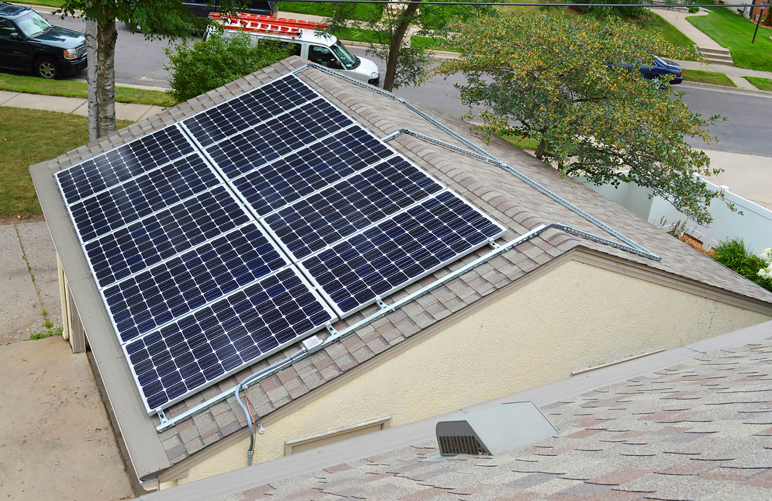 six innovative rooftop solar technologies. Black Bedroom Furniture Sets. Home Design Ideas