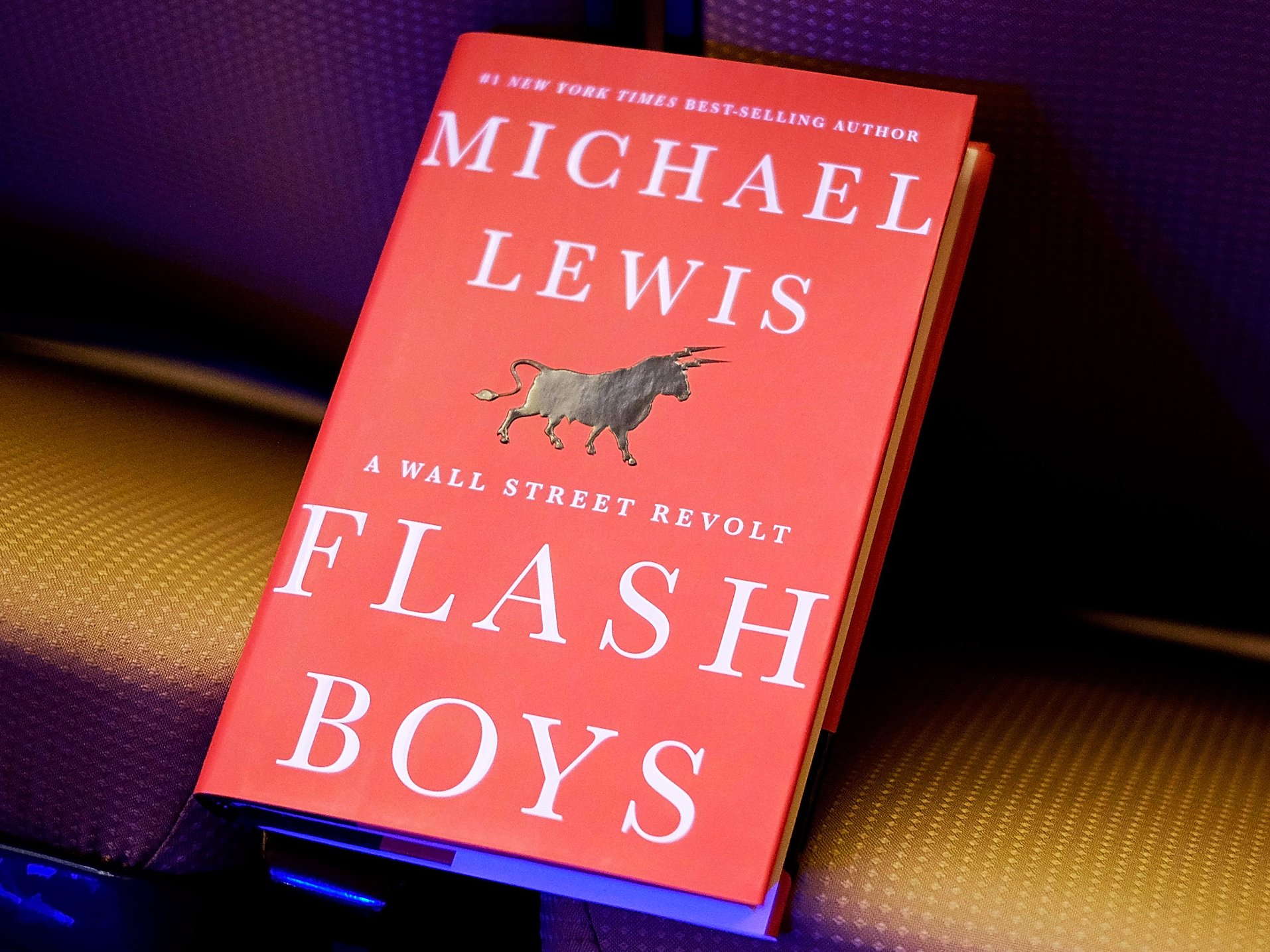 Lewis is the best-selling author behind the Oscar-nominated film adaptation  Moneyball and prize-winning drama The Big Short.