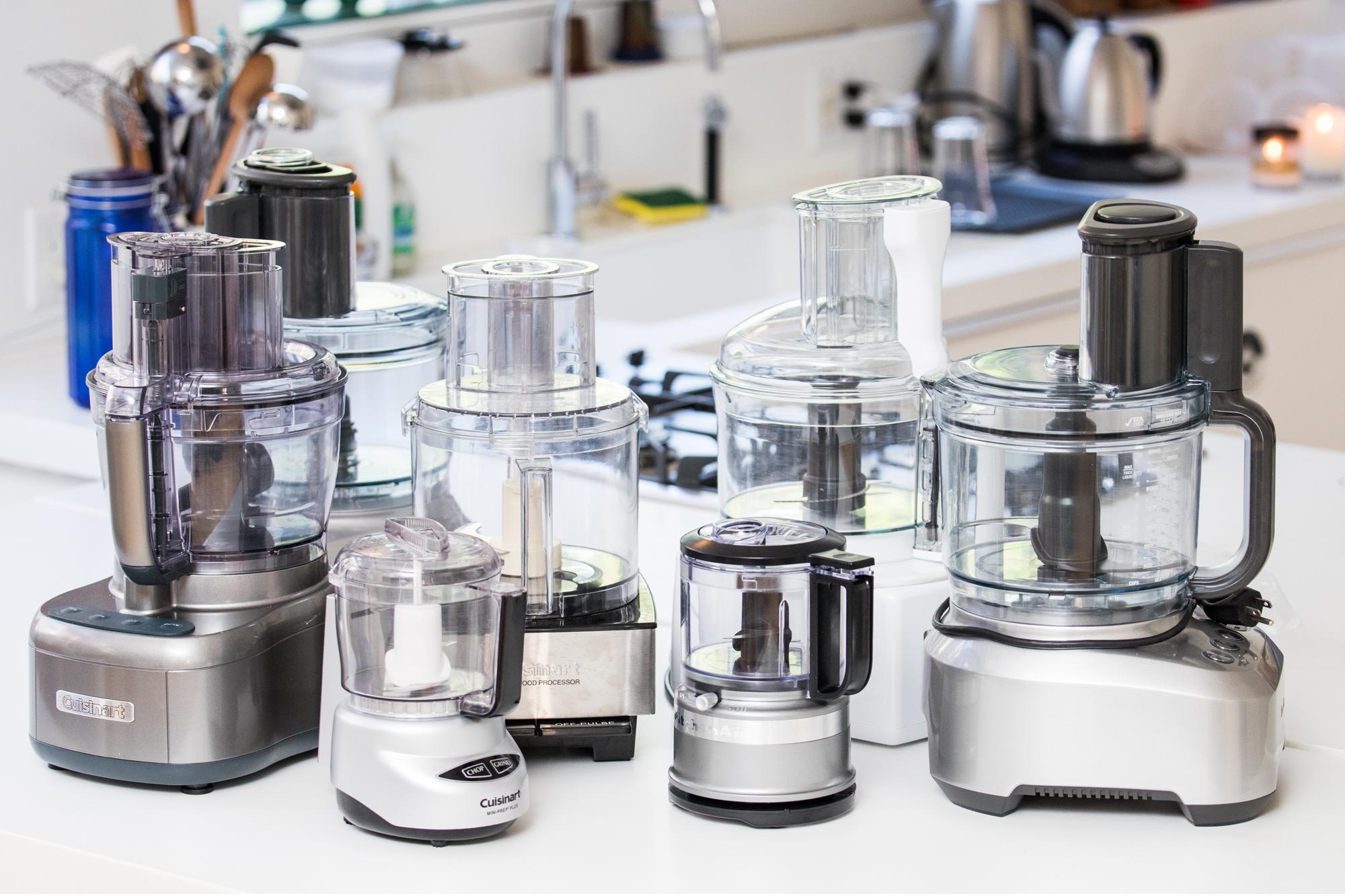 Different type of food processor