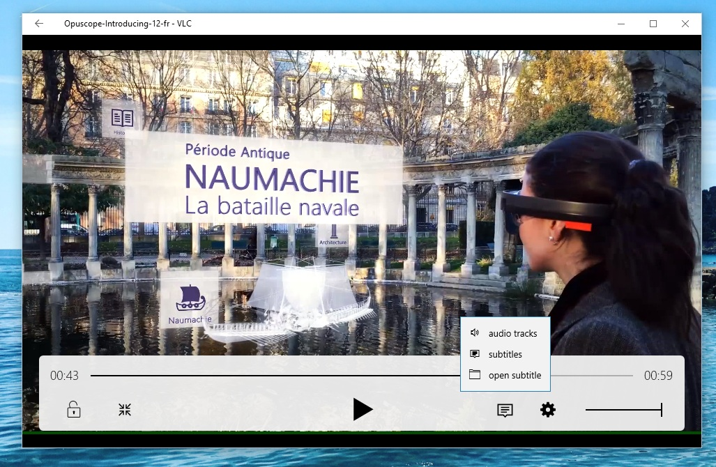 video player windows 10 subtitles