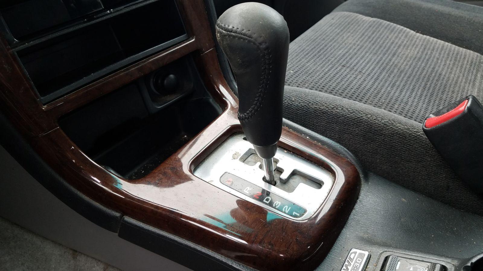 Junkyard Gem: 2003 Subaru Legacy Outback H6-3 0 | Autoblog