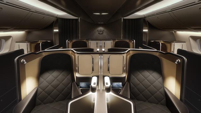 What? British Airways offering free First Class upgrades