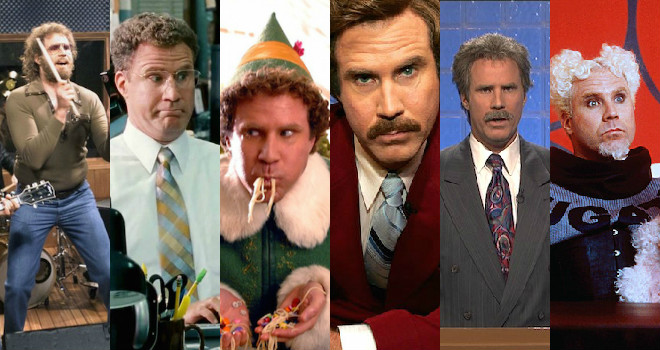 Will Ferrell's funniest roles