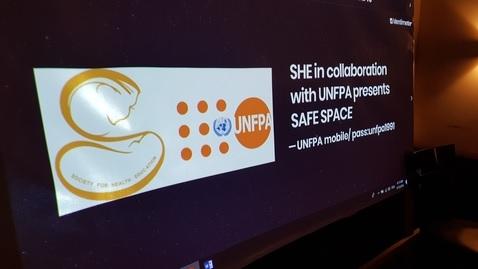 UNFPAモルディブ事務所 ウェブサイトより