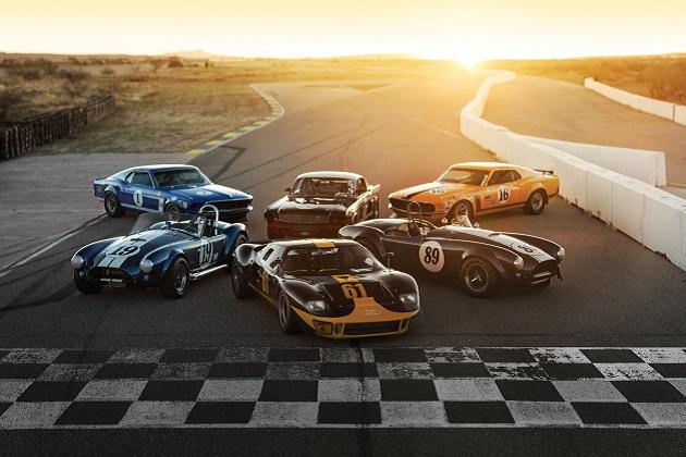 フォード「GT40」やシェルビー「289コブラ」など、貴重な名車がモントレーのオークションに登場