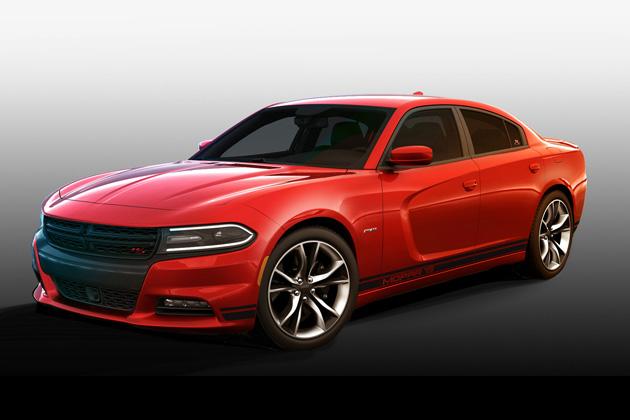 MOPARからダッジ「チャージャー R/T」2015年モデル向け限定パフォーマンス・キットが登場