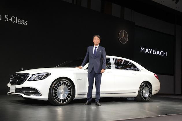 メルセデス・ベンツ日本、マイバッハの伝統と革新を体現した新型「メルセデス・マイバッハ Sクラス」を発表