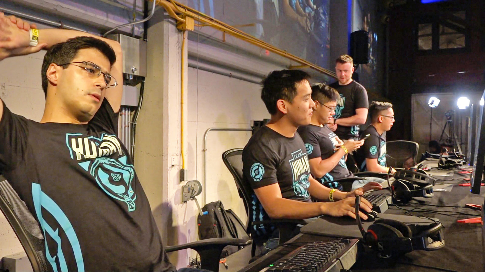 Dota 2' veterans steamrolled by AI team in exhibition match