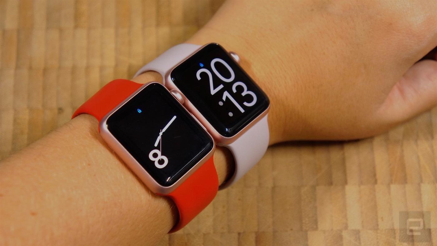 db20cc37829 5 razones por las que deberías comprarte un Apple Watch Series 2