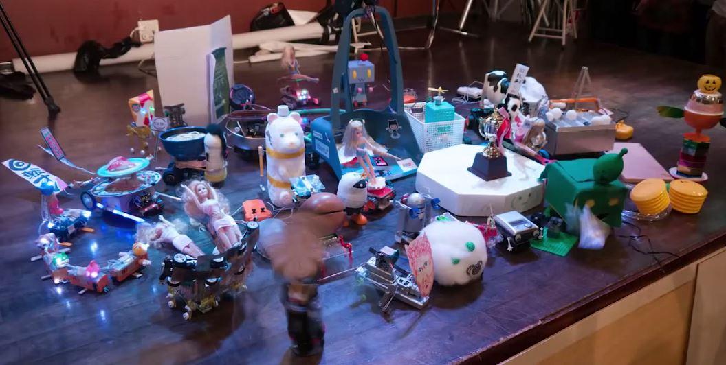 台灣的「廢柴機器人大戰」也接受報名囉~