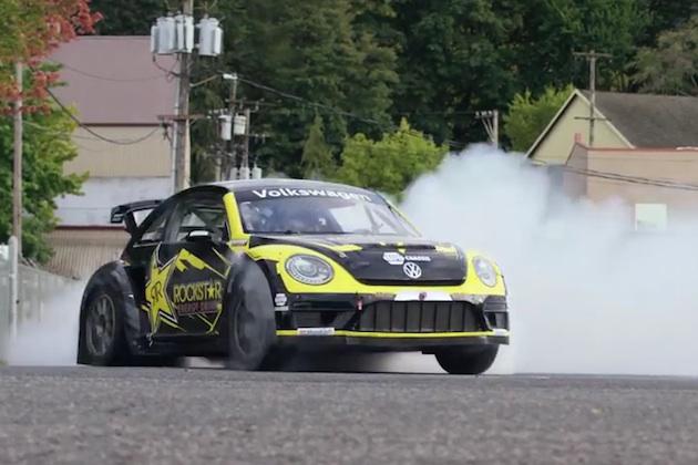 【ビデオ】タナー・ファウストが様々なクルマと場所で華麗な走りを披露!