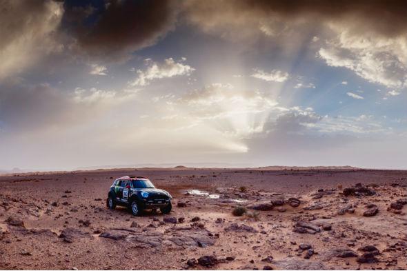 Dakar Rally MINI