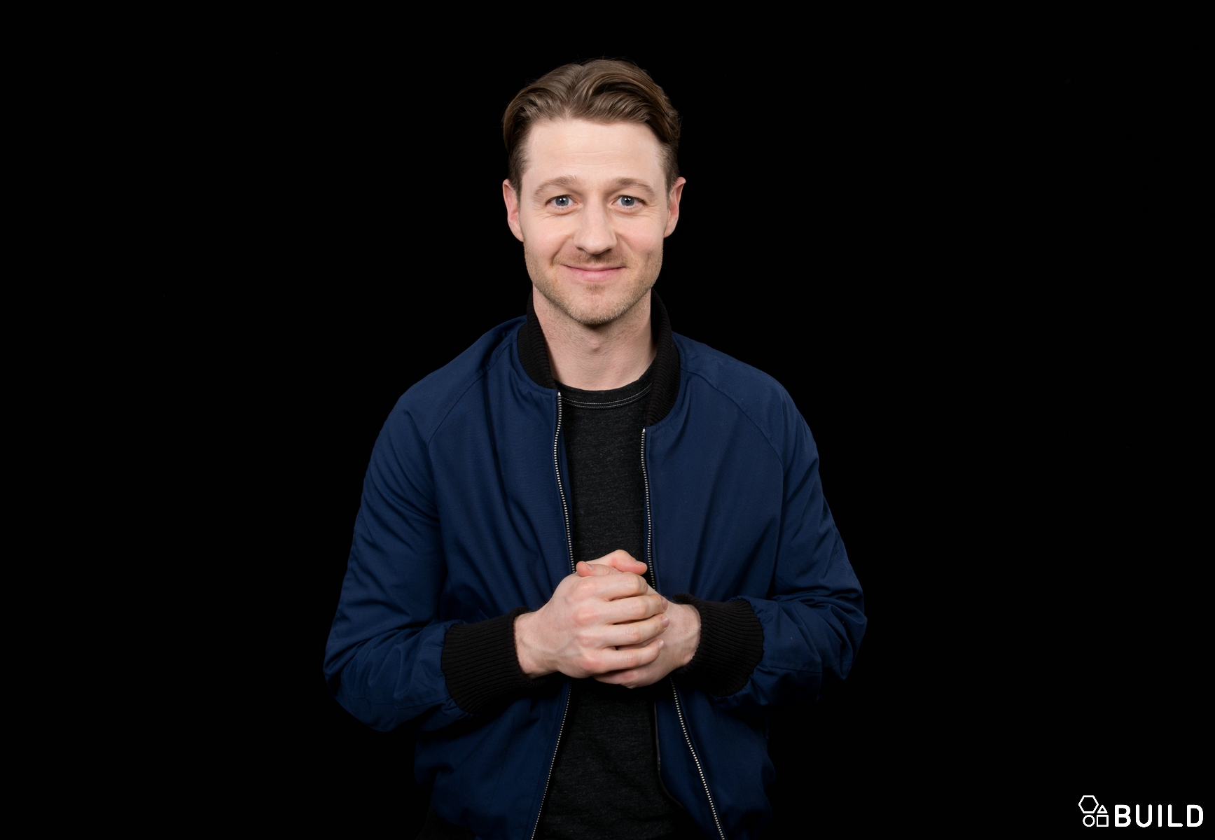 Ben McKenzie visits AOL Hq for Build on February 29, 2016 in New York. Photos by Noam Galai