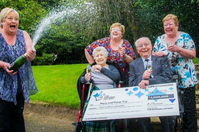 Lottery family