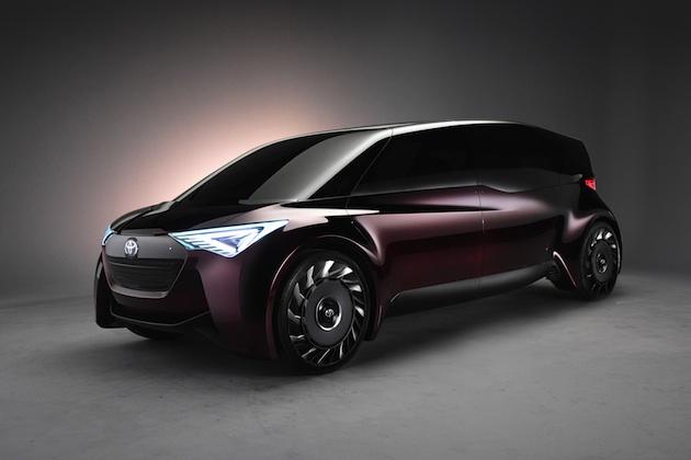 トヨタ、東京モーターショーに6人乗り燃料電池サルーンと実用化前提の燃料電池バスを出展