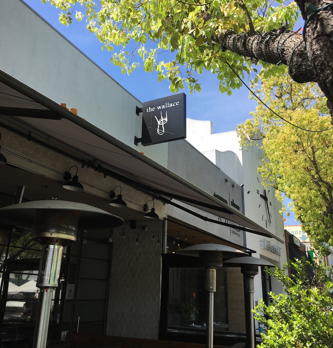 The Wallace restaurant in Culver City, California