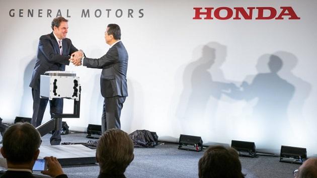 ホンダとGM、燃料電池システムの合弁生産子会社を米国ミシガン州に設立