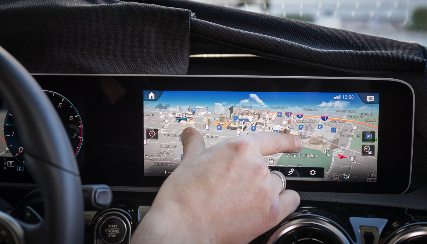 Mercedes-Benz auf der Consumer Electronics Show (CES) in Las Vegas:Weltpremiere des intuitiven und lernfähigen Multimediasystems MBUX – Mercedes-Benz User Experience, das 2018 in der neuen A‑Klasse in Serie geht. Mit innovativer Technologie basierend auf künstlicher Intelligenz und einem intuitiven Bedienkonzept läutet MBUX damit eine neue Ära beim Infotainment ein. //Mercedes-Benz at the Consumer Electronics Show (CES) in Las Vegas: World premiere of the intuitive and intelligent multimedia system MBUX - Mercedes-Benz User Experience. It will enter series production in 2018 in the new A‑Class. // MBUX is heralding a new era of infotainment with innovative technology based on artificial intelligence and an intuitive operating concept.