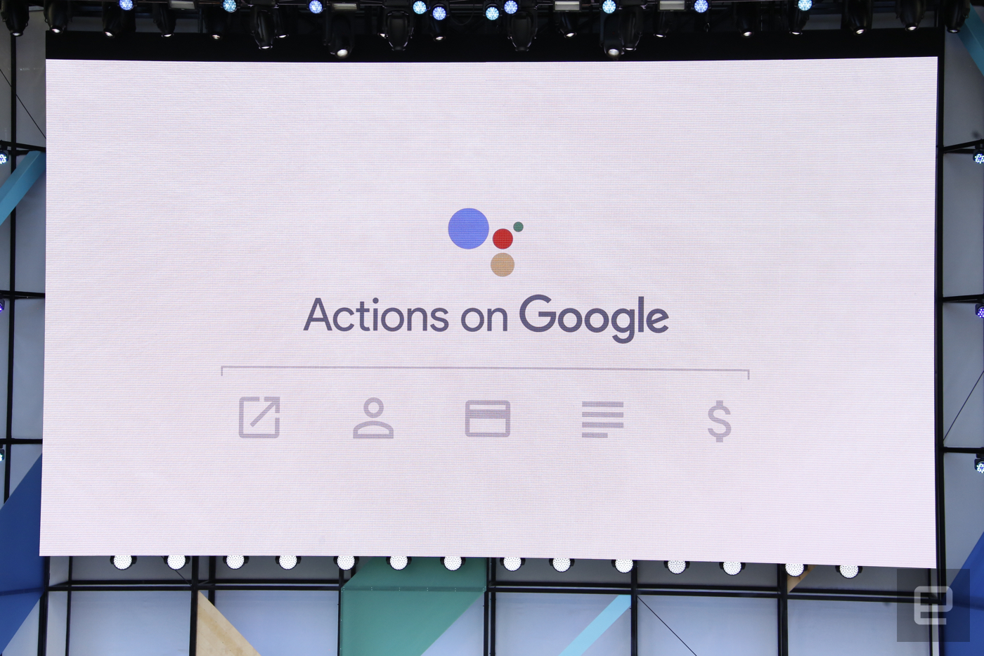 Image result for Actions on Google