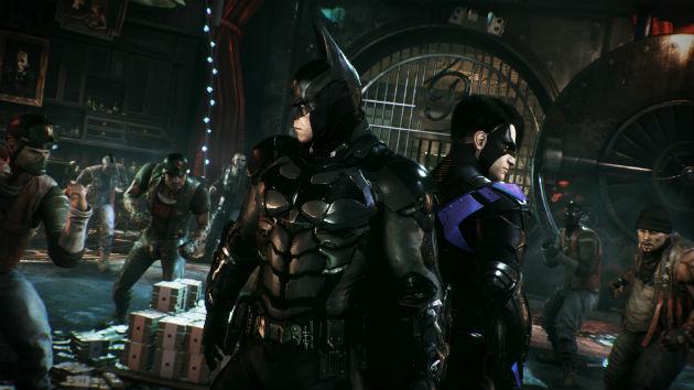 Batman: Arkham Knight' is a fun distraction, but it's not Batman