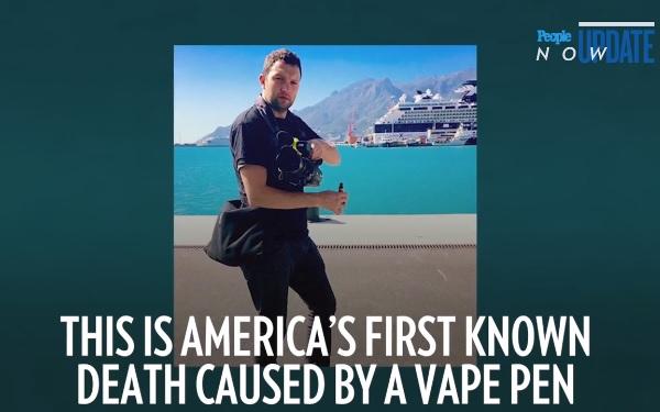 やっぱり危険!?米国で電子タバコが爆発し男性が死亡