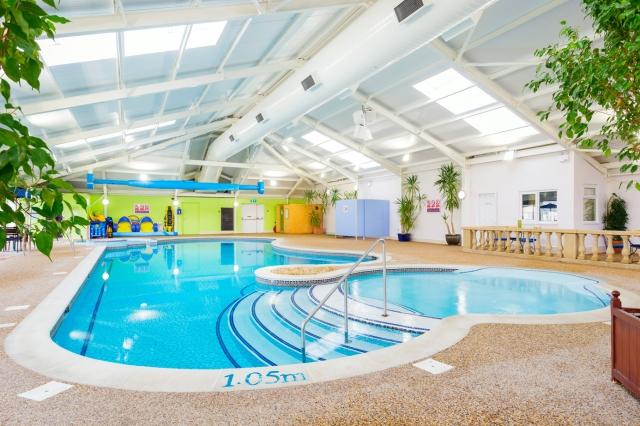 New Pines swimming pool