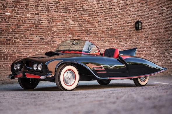 First ever Batmobile