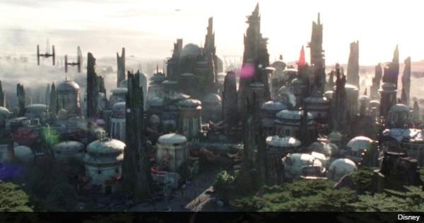 米ディズニーリゾートに新アトラクション「Star Wars: Galaxy's Edge」が来年オープン!