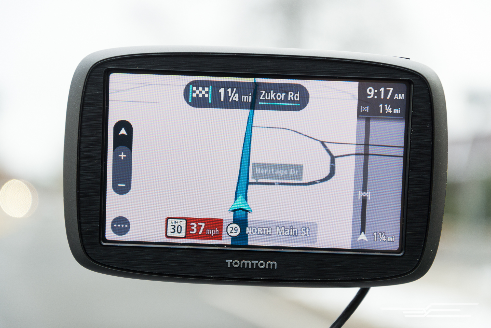 The Tomtom Go  S Is A Good Basic Navigator That Will Get You To Your Destination Photos Rik Paul And Nathan Paul