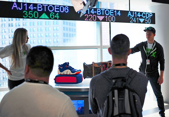 Why sneakerheads are leaving eBay for Detroit startup StockX