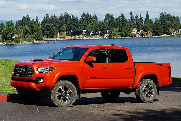 トヨタ、ピックアップトラックの飛躍的な需要拡大により「タコマ」の生産能力を60%増強