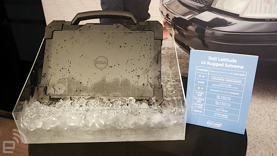Dell 在台发布新款全强固型笔记本 Latitude Rugged Extreme 系列