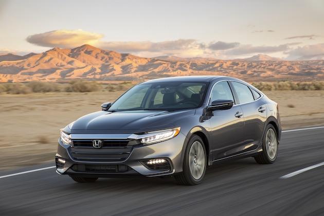 ホンダ、2モーター・ハイブリッド搭載の新型「インサイト」を発表! 燃費はトヨタ「プリウス」と同水準