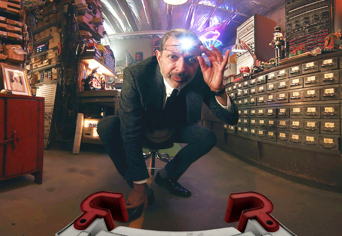 Funny Or Die puts you inside a robot racing toward obsolescence