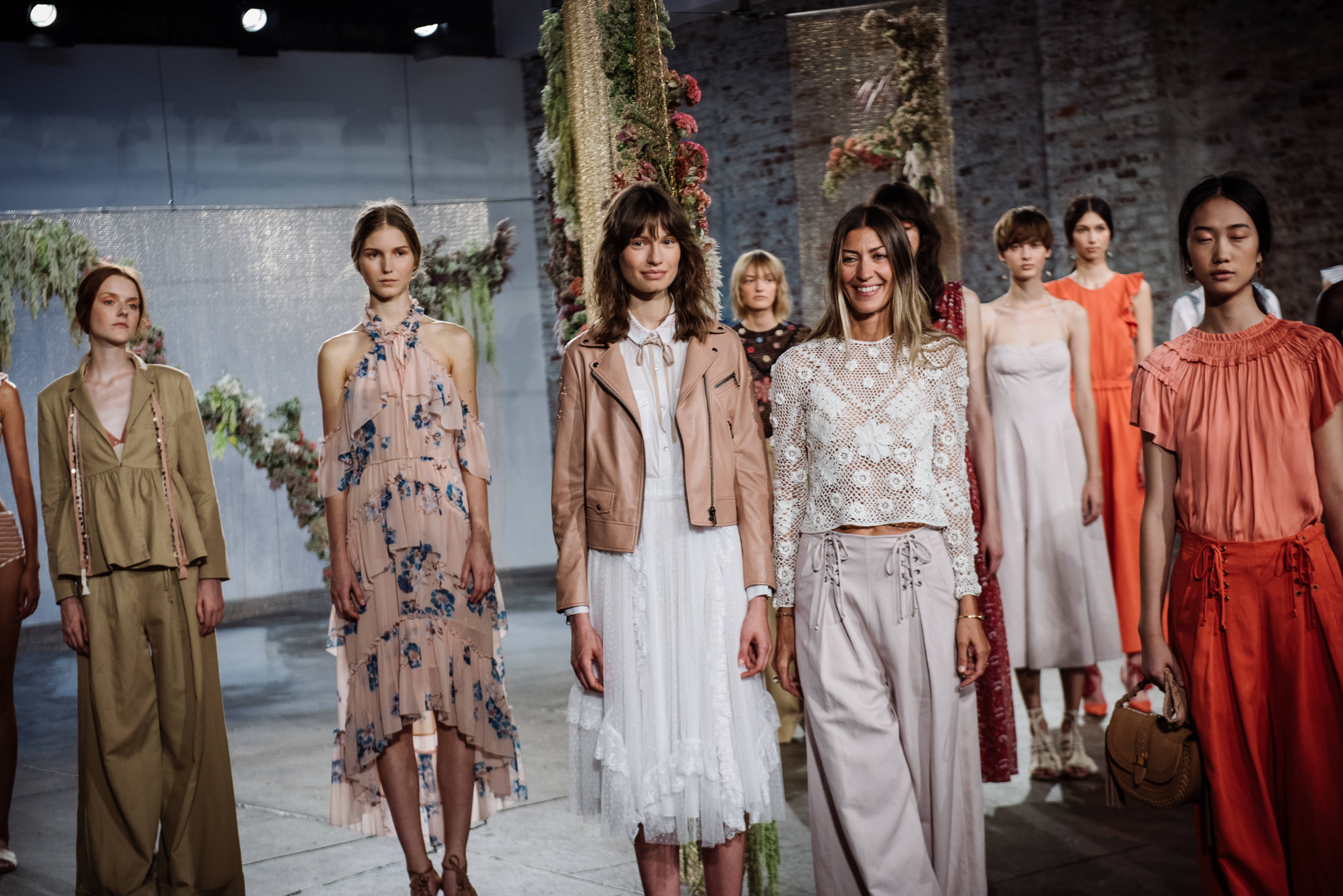 Ulla Johnson Spring 2017 collection