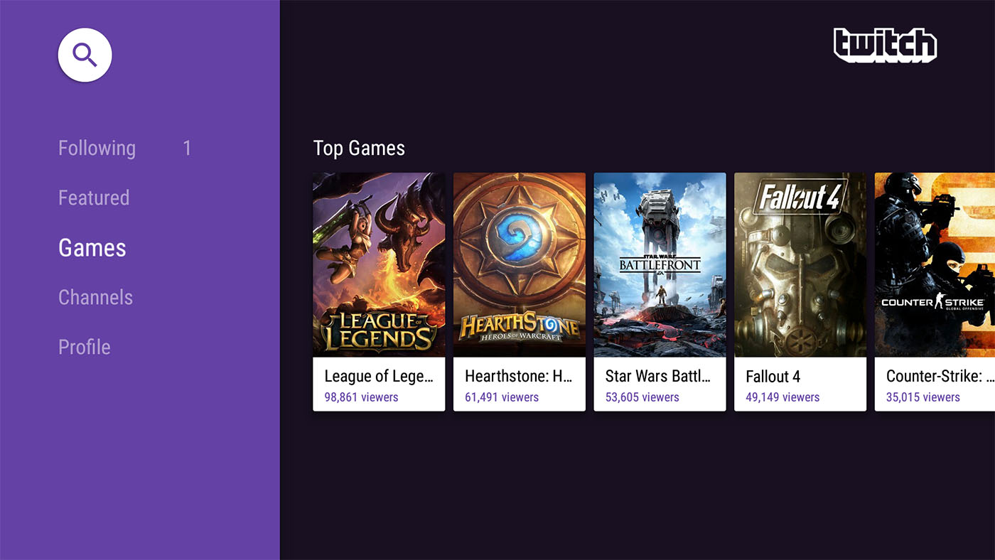 Stream Android To Tv >> You Can Finally Watch Twitch Streams On Android Tv