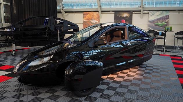 Elio Motorsの3輪コミューターは自社開発パワートレインを諦め、他社から供給を受けることに