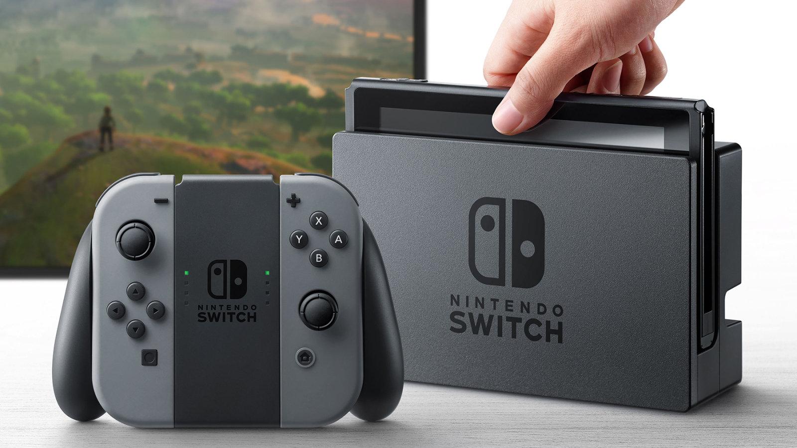 任天堂 eShop 網路商城購買的遊戲,在 Switch 上將會綁定帳號而非主機