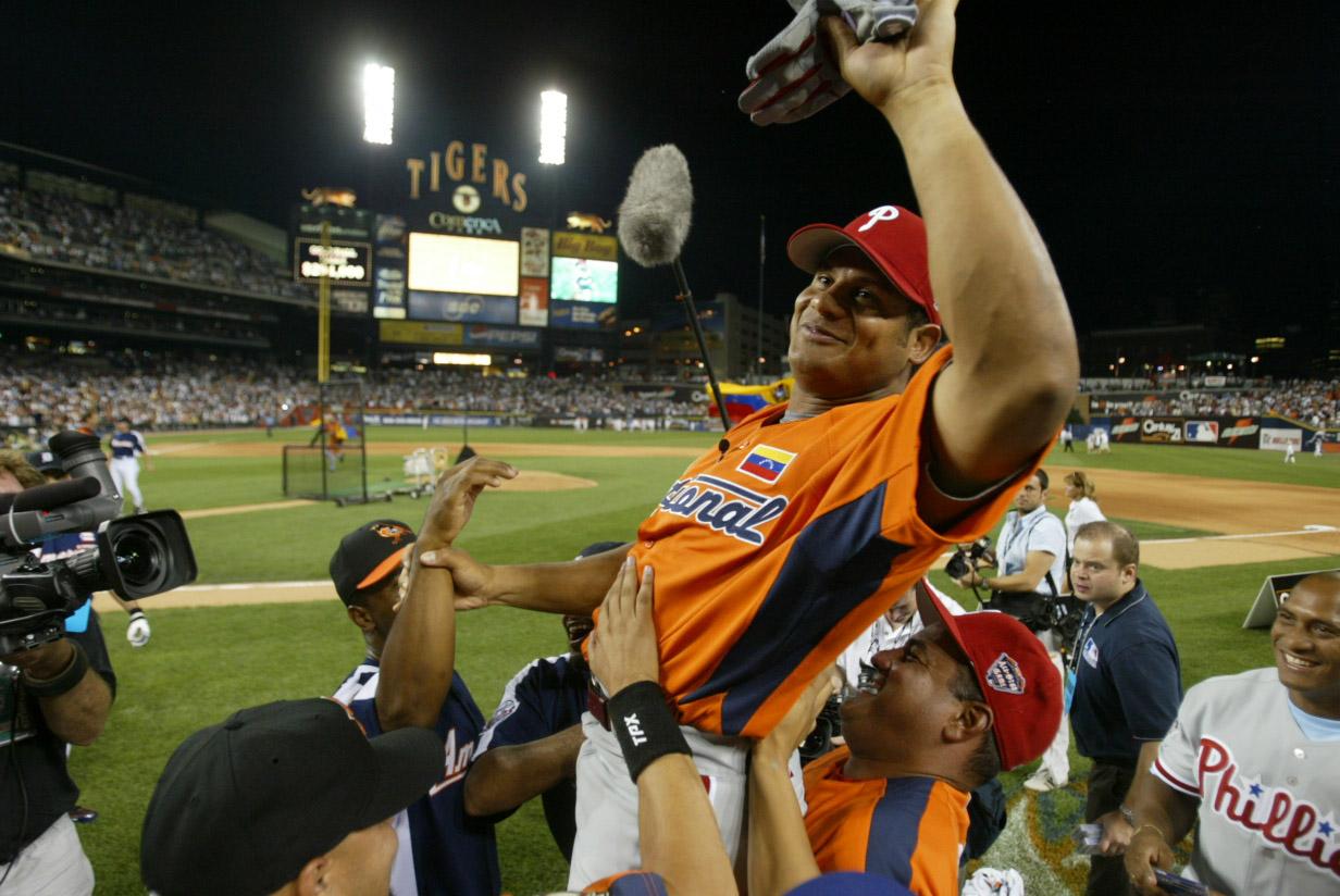 MLB 7-12-05: 2005 Home Run Derby