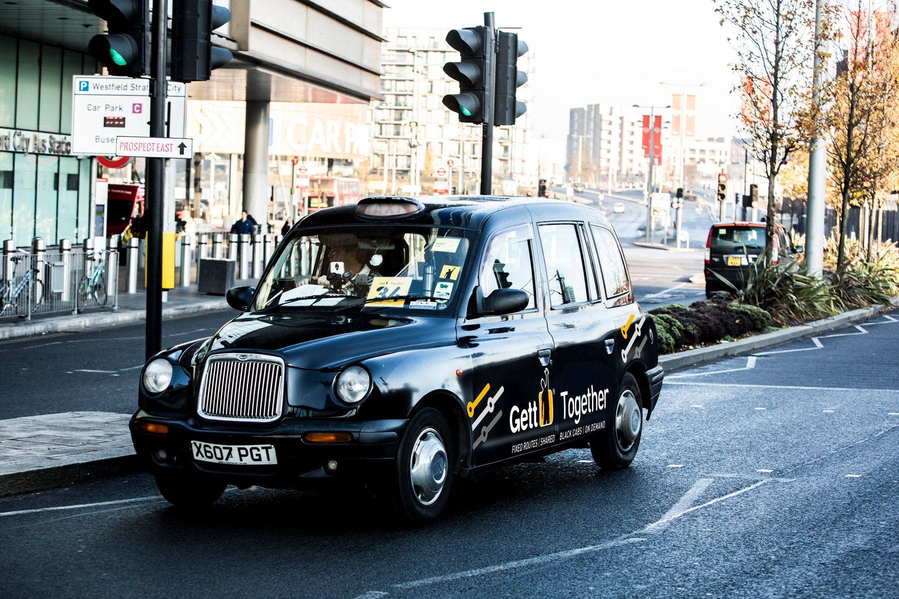 Gett is using Citymapper data to plot new ride-sharing routes