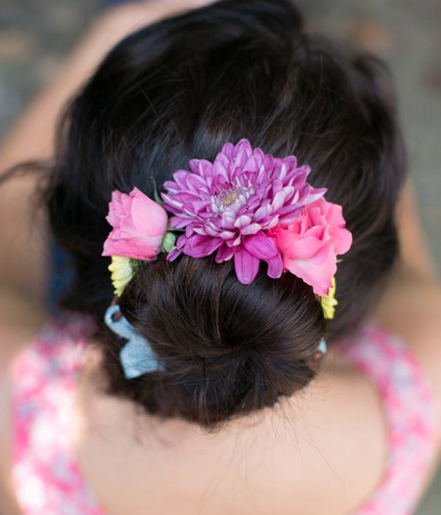Hello Natural, wedding hairstyles, summer weddings