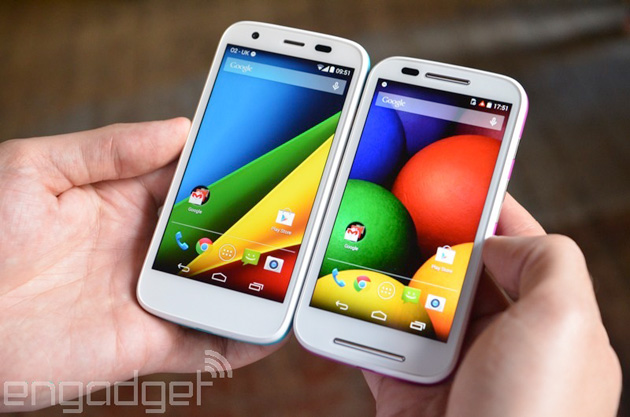 Motorola's smartphones can now alert your close contacts in an ...