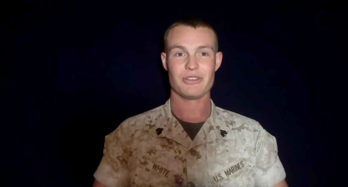 youtube star accepts invite to marine ball after adorable viral plea