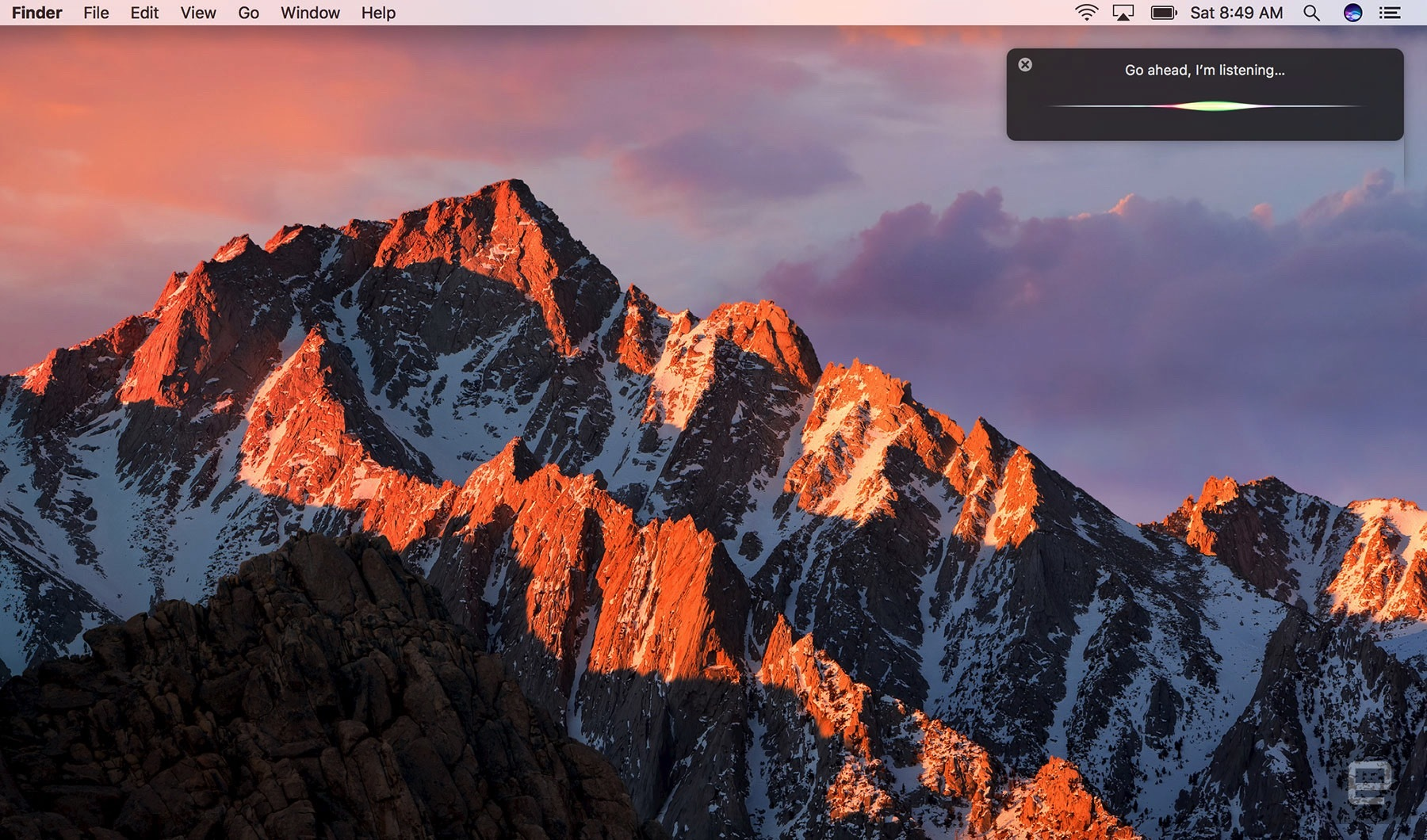 Macos Sierra Review Mac Users Get A Modest Update This Year