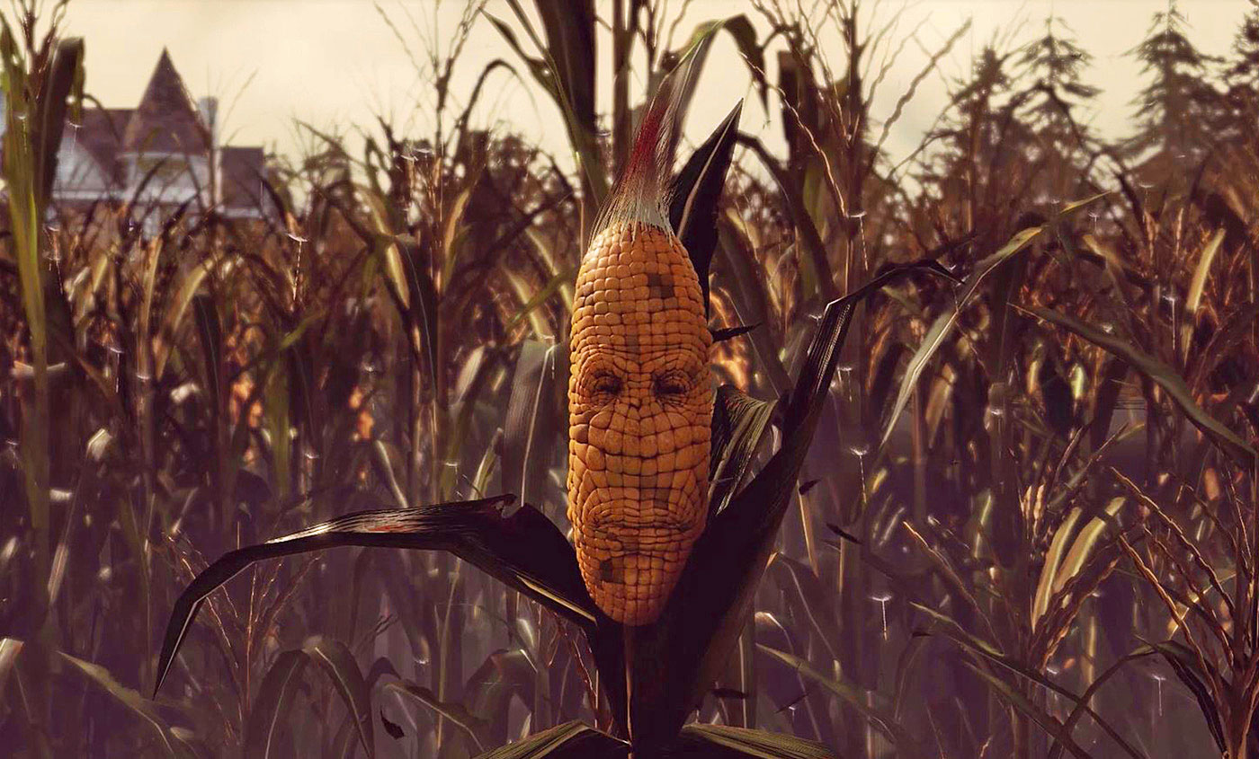 'Maize' mates first-person puzzle gaming with sentient corn