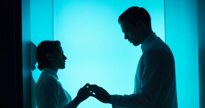 EQUALS stars Kristen Stewart and Nicholas Hoult