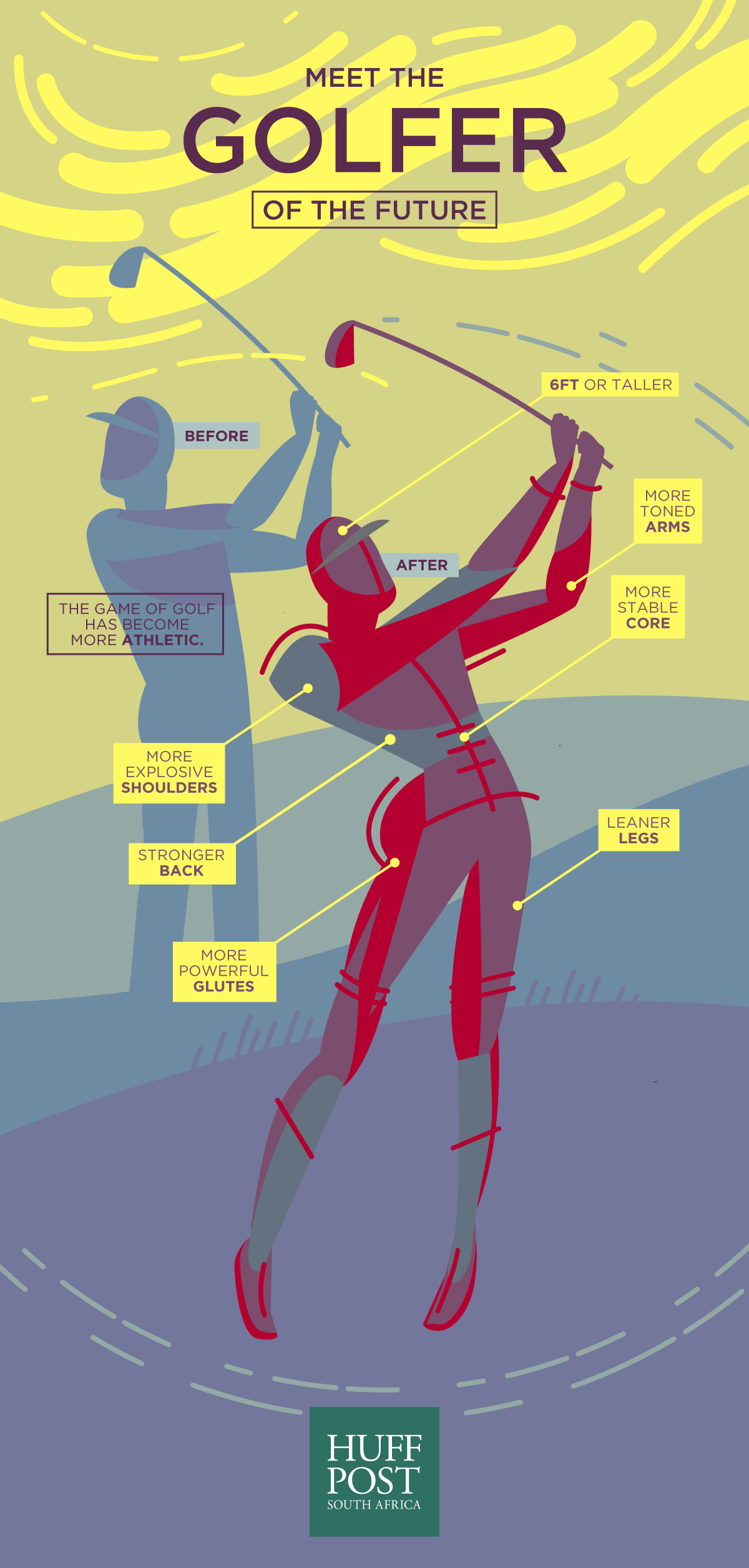 Meet The Golfer Of The