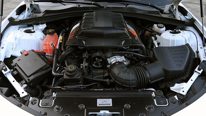 2016 Callaway Camaro SC630