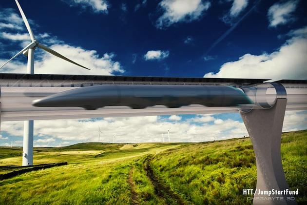 テスラCEOが掲げた超高速の旅客輸送プロジェクト「ハイパーループ」、計画は今も進行中