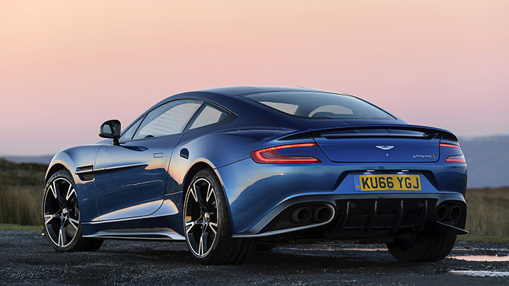 More V Power No Turbos Aston Martin Vanquish S First Drive - Aston martin vanquish price usa
